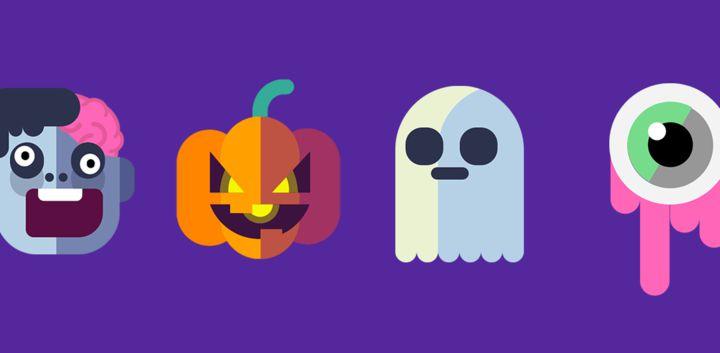 sticker: Halloween image