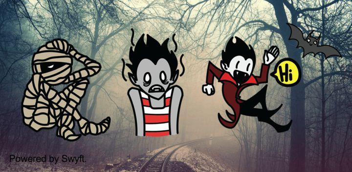 sticker: Monsters Misunderstood image