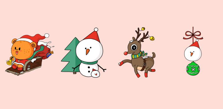 sticker: Santa Chip image