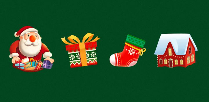 sticker: Christmas Gifts image