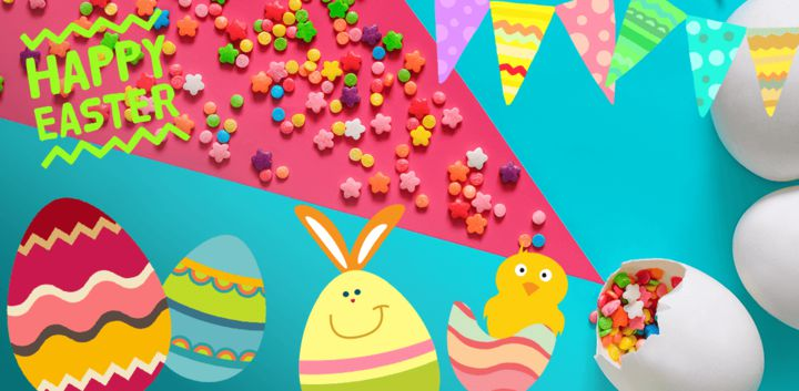 sticker: Easter Fun image