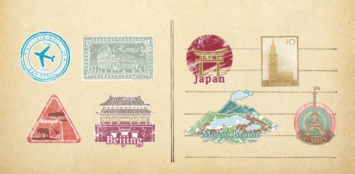 sticker: City Travel image