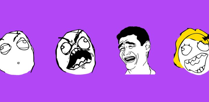 sticker: Rage Comic image