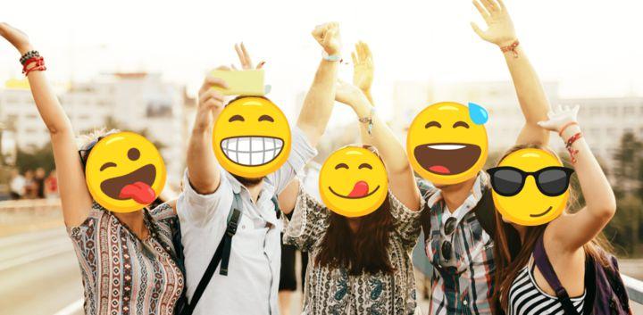 sticker: Emoji Face image