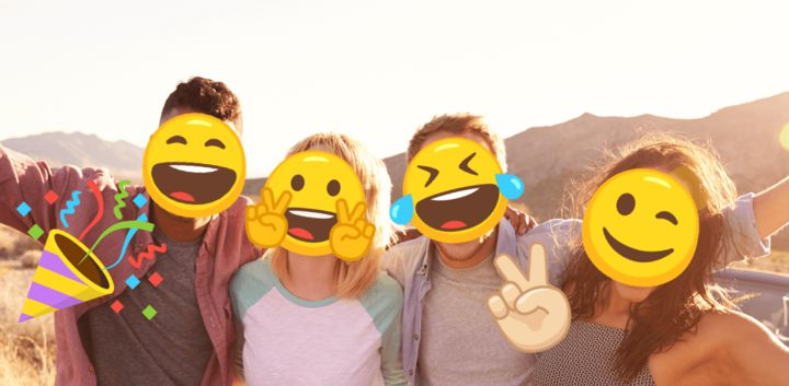 sticker: Emoji Face II image