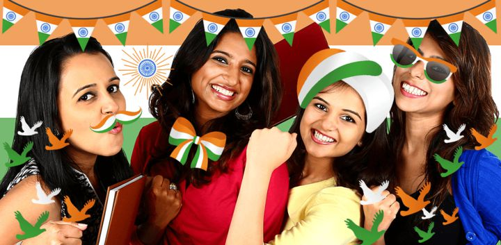 sticker: Happy Independence Day image