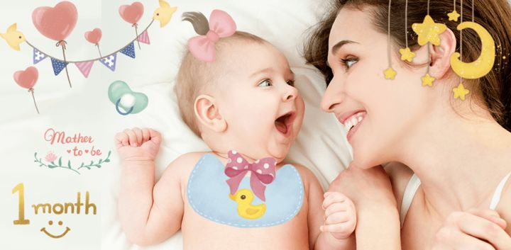 sticker: Baby Love image