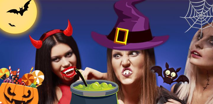 sticker: Spooky Halloween image