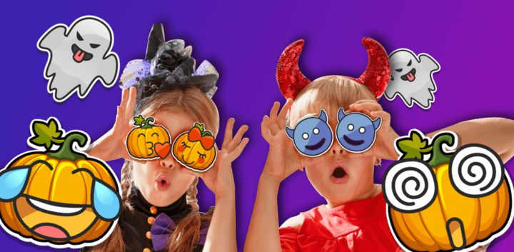 sticker: Pumpkin Emoji image