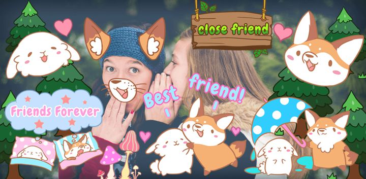 sticker: Best Friends image
