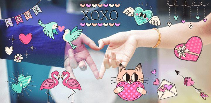 sticker: Valentine image
