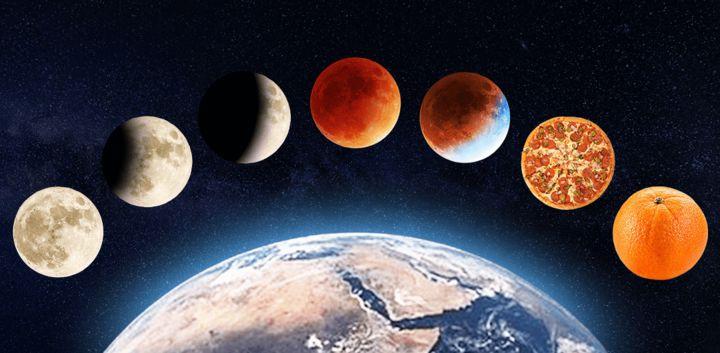 sticker: Super Blue Moon image
