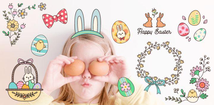 sticker: Sweet Easter image