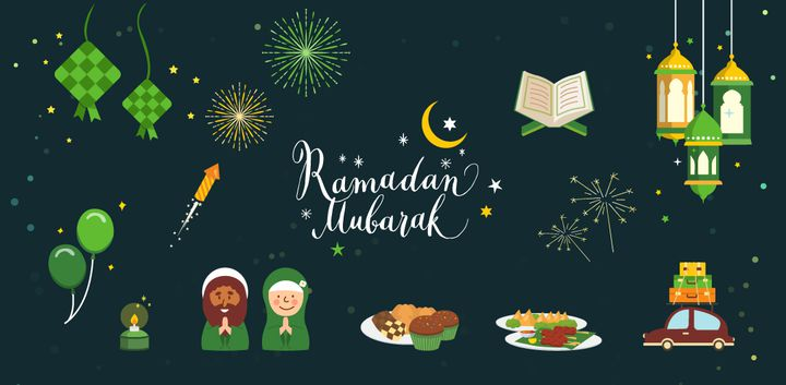 sticker: Ramadan Mubarak image