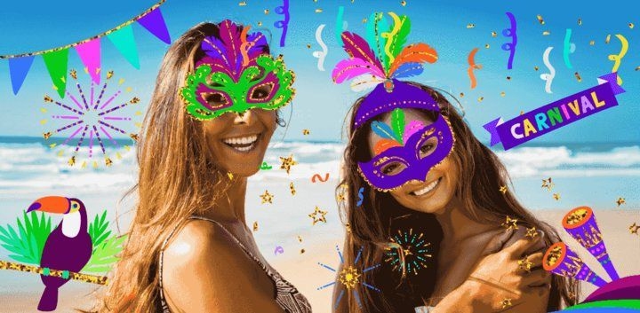 sticker: Rio Carnival Sticker image