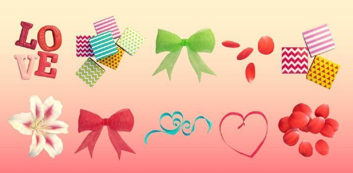 sticker: Love Gift image
