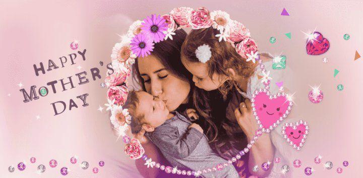 sticker: I Love Mom Sticker image