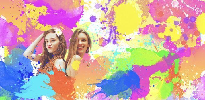 sticker: Color Splash image