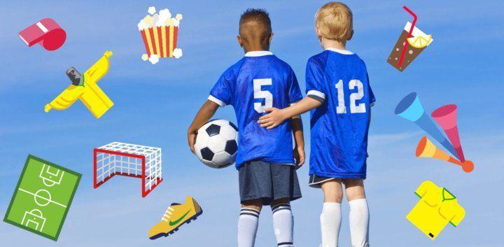 sticker: Soccer image