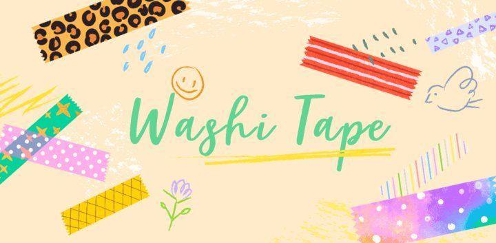 sticker: Washi Tape Sticker image