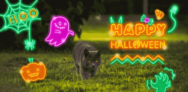 sticker: It's Halloween Sticker image