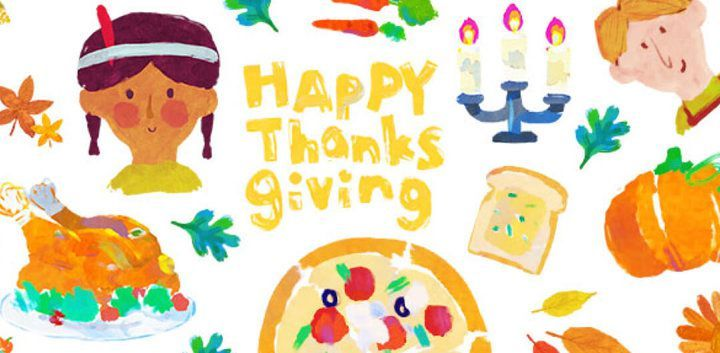sticker: Give Thanks image
