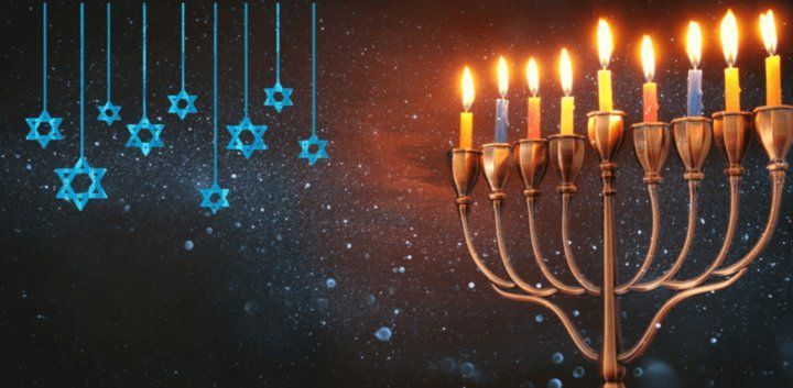 sticker: Happy Hanukkah Sticker image