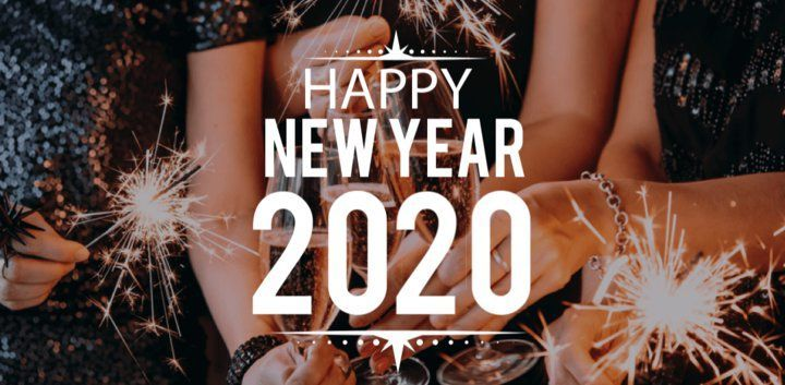 sticker: 2020 Happy New Year image