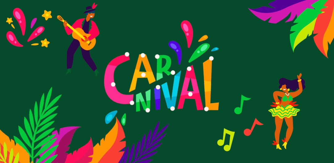 sticker: Carnival Party Sticker image