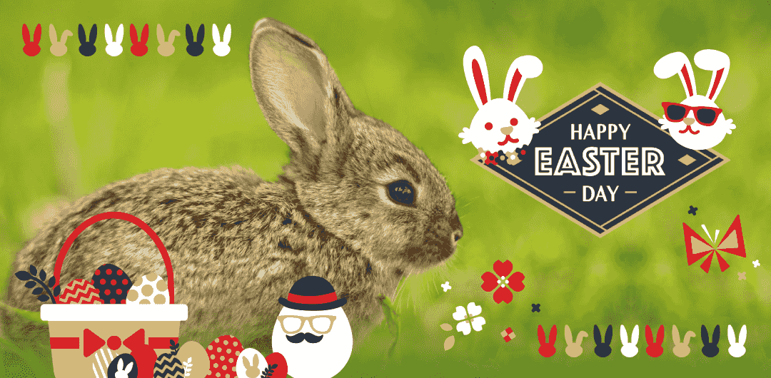 sticker: Easter Day image