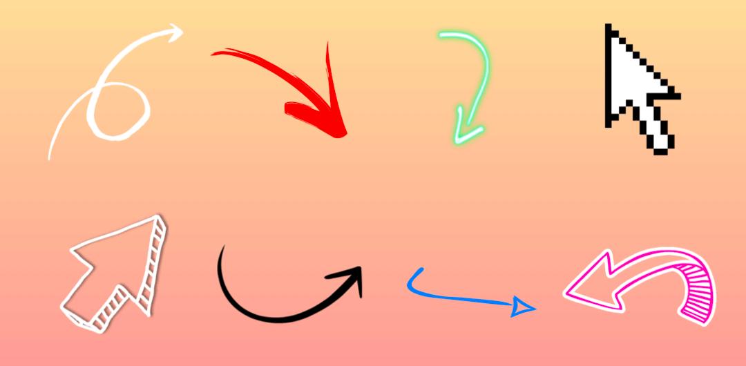 sticker: Arrows 2 image