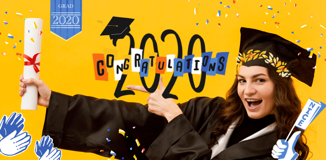 sticker: Graduation2020 image