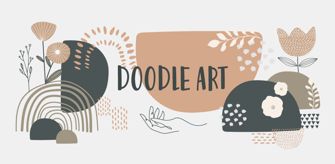 sticker: Doodle Art image