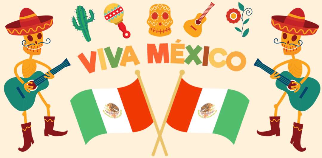 sticker: Viva Mexico image