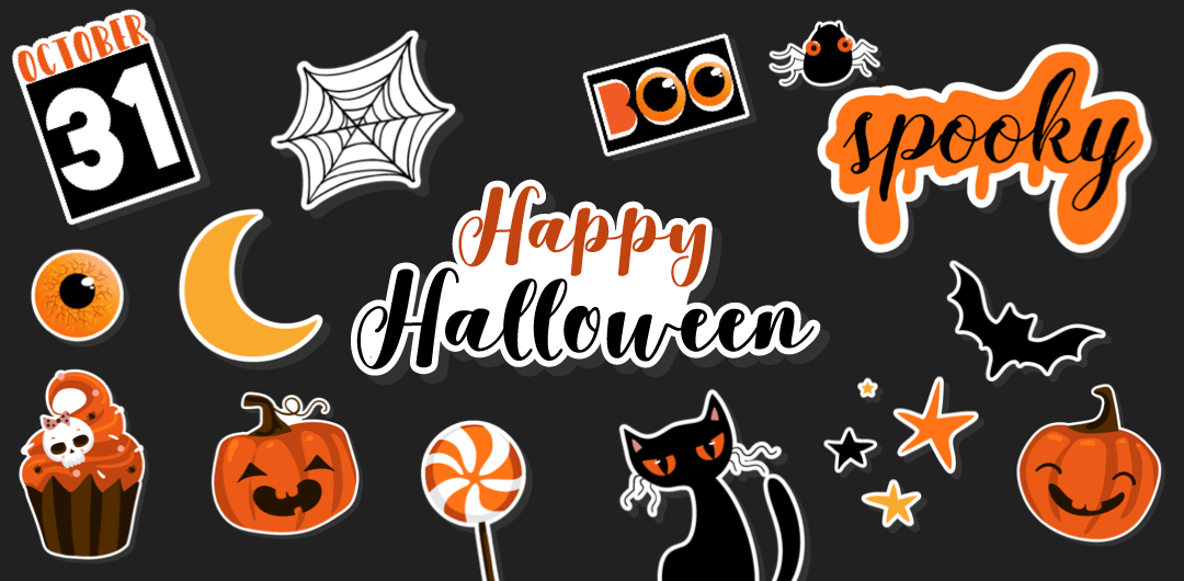 sticker: Halloween Cutouts image