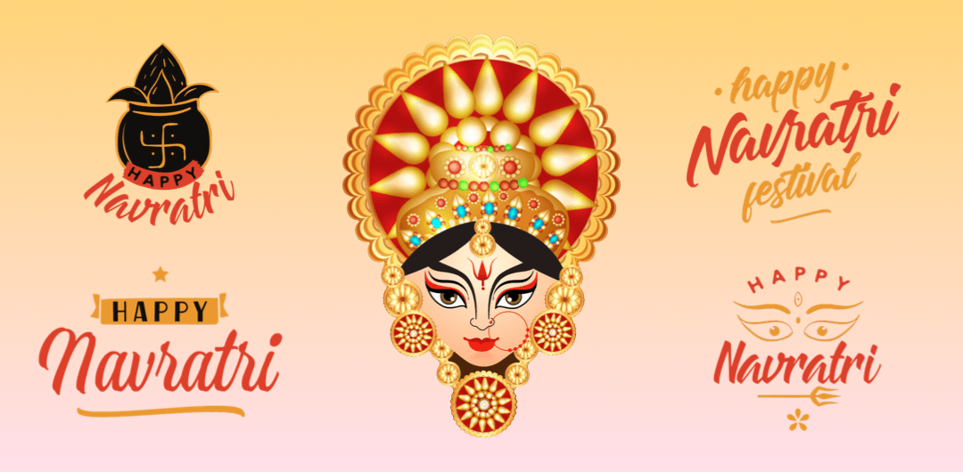 sticker: Happy Navratri image