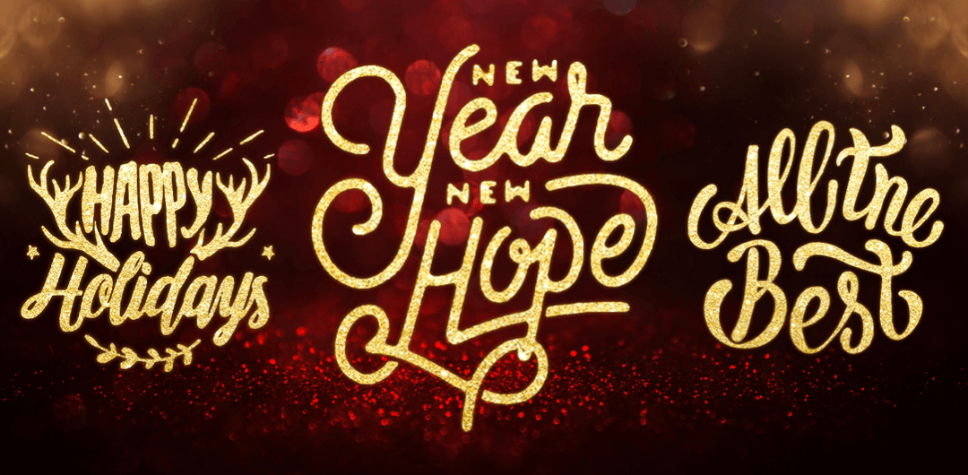 sticker: New Year Deco image