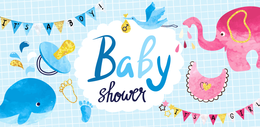 sticker: Baby Shower image