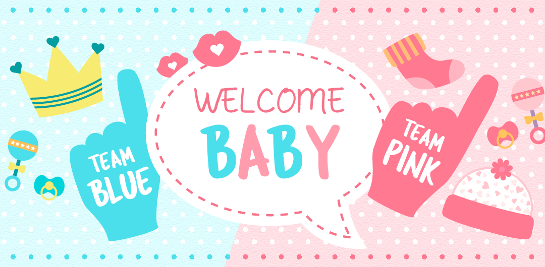 sticker: Welcome Baby image