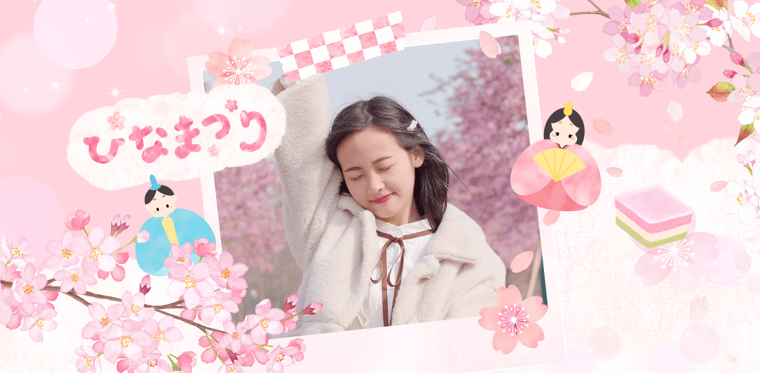 sticker: Hinamatsuri image