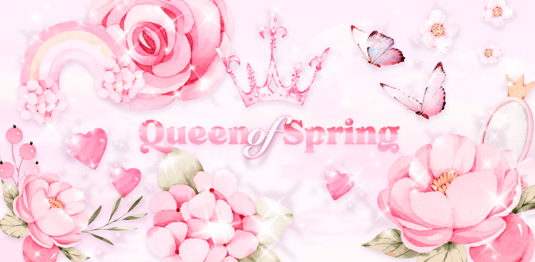 sticker: Queen of Spring image