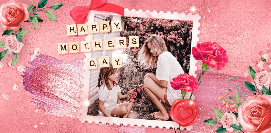 sticker: Love Mama image