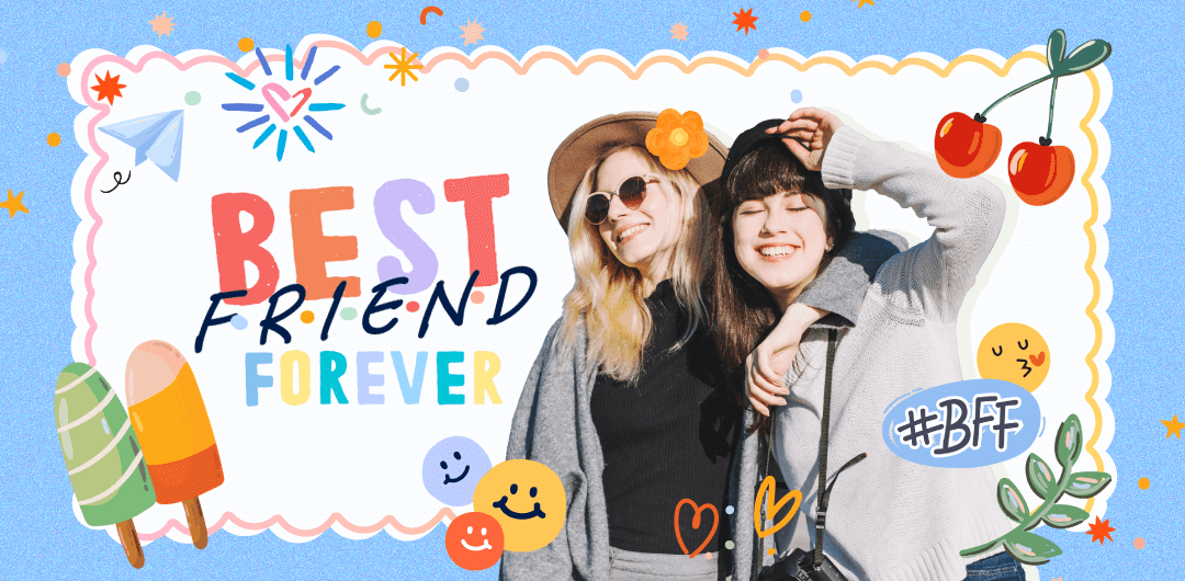 sticker: Best Friend image