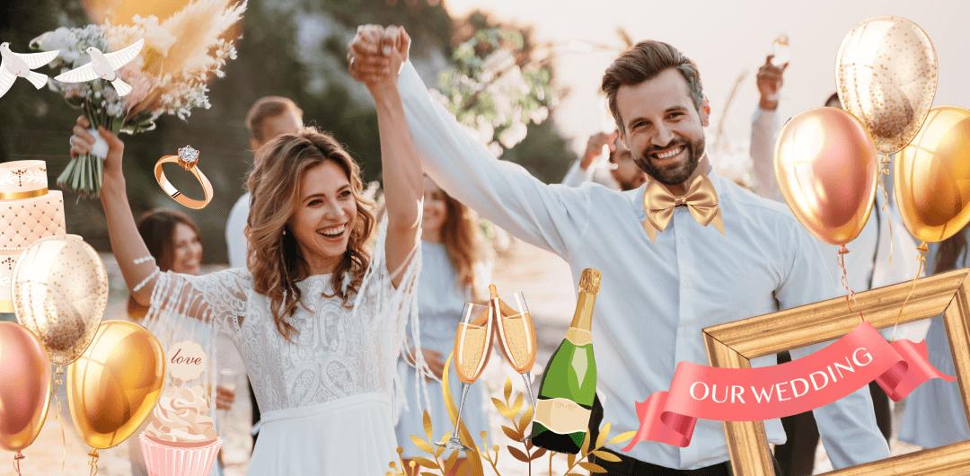 sticker: Wedding Day Sticker image