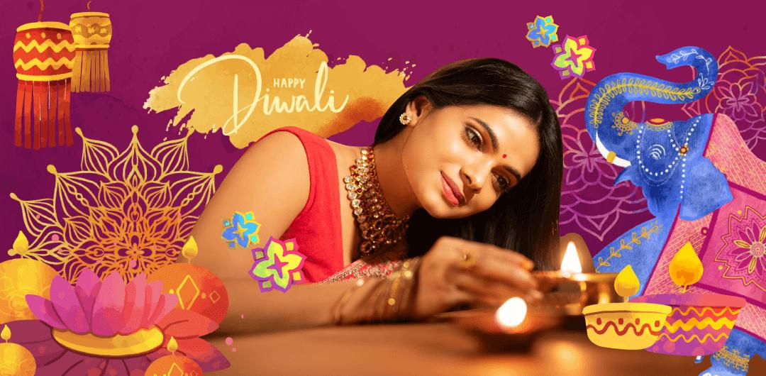 sticker: Diwali Fun image