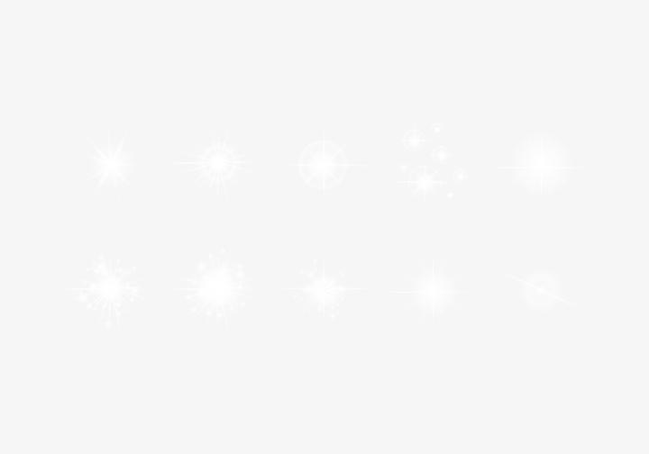 PhotoGrid Stickers Shiny Light